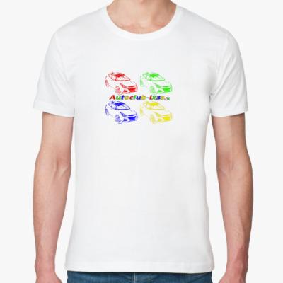 Футболка из органик-хлопка  органик  ix35