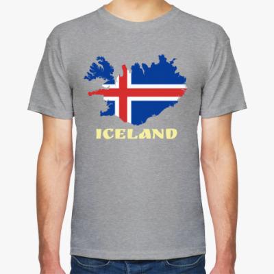 Футболка Исландия