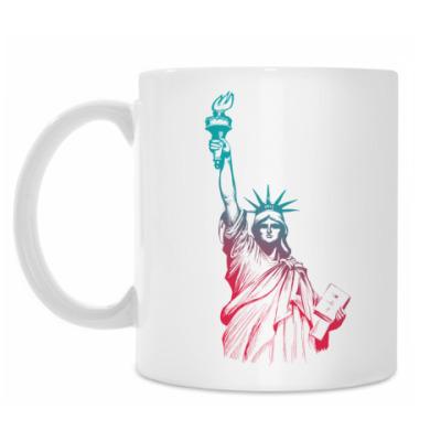 Кружка Статуя Свободы