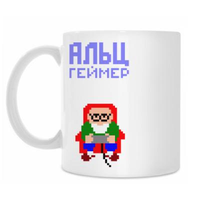 "Кружка ""Альц-геймер"" (кружка)"