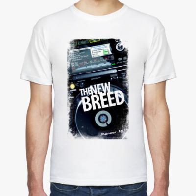 Футболка The New Breed