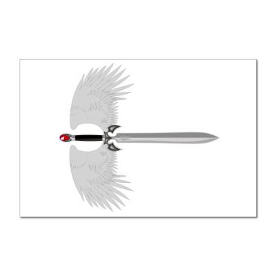 Наклейка (стикер) Оружие