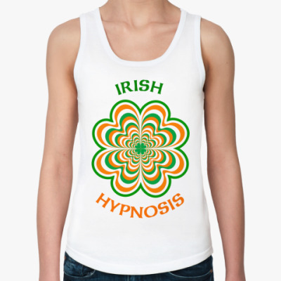 Женская майка Irish Hypnosis