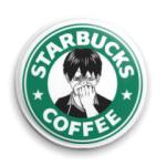 Haikyuu!! Волейбол!! Тобио Кагеяма Starbucks