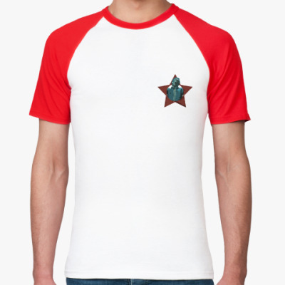 Футболка реглан Back in the USSR