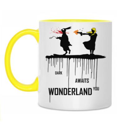 Кружка Dark Wonderland