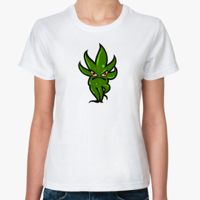 Классическая футболка Монстр