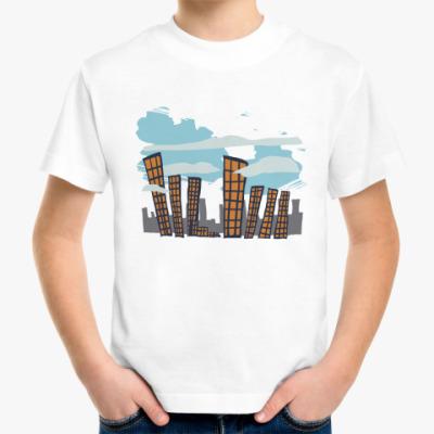 Детская футболка City