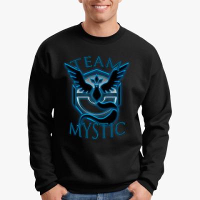 Свитшот Pokemon GO (Team Mystic)