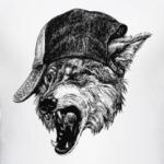 Дерзкий волк