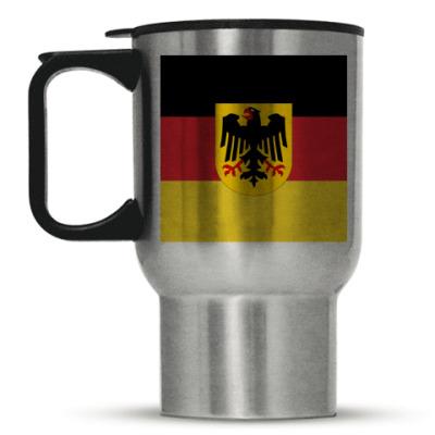 Кружка-термос Германия Герб