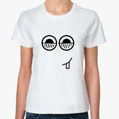 Классическая футболка Смайл J
