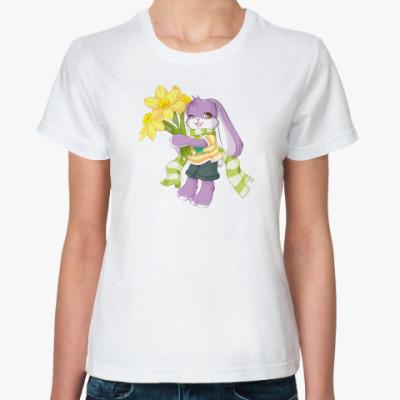 Классическая футболка Bunny