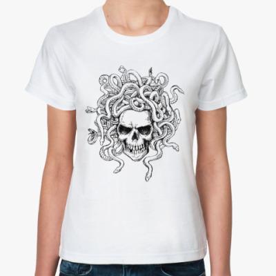 Классическая футболка Medusa