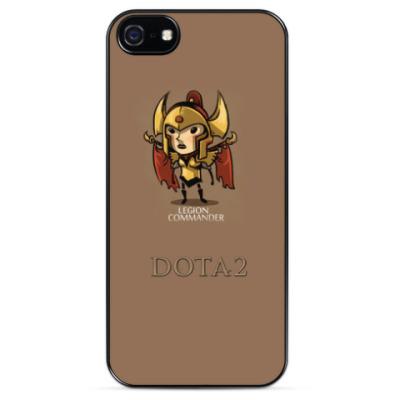 Чехол для iPhone Legion Commander, Dota 2