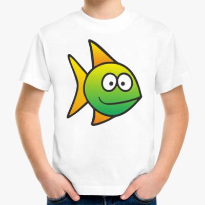 Детская футболка Рыбка