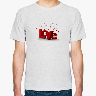 Футболка Love