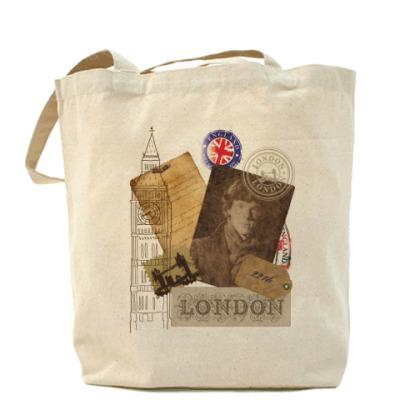 Сумка Лондон-Шерлок