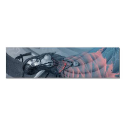 Наклейка (стикер)   'Алина'