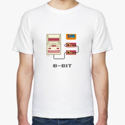 Футболка 8—bit