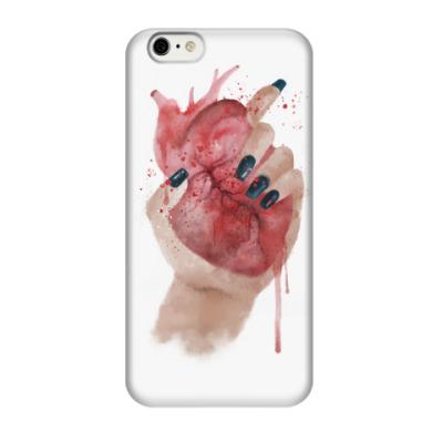 Чехол для iPhone 6/6s Сердце в руке