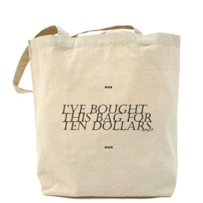 Сумка ten dollars