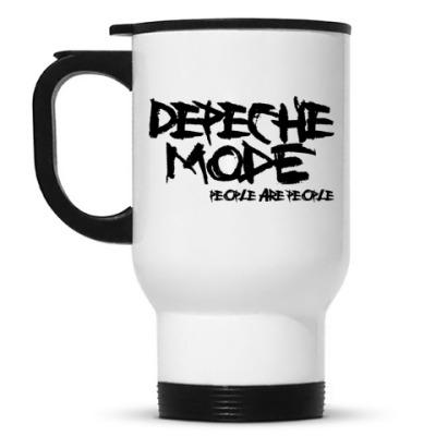 Кружка-термос Depeche Mode Devotional