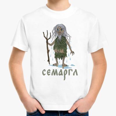 Детская футболка Семаргл