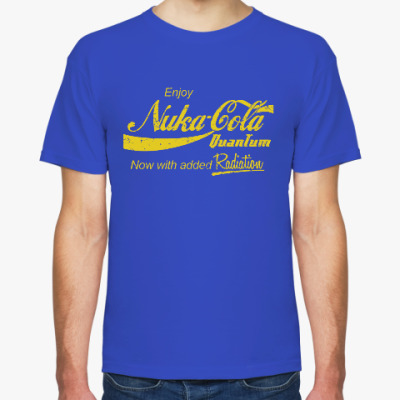 Футболка Nuka Cola
