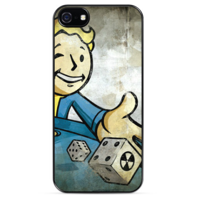 Чехол для iPhone Fallout New Vegas