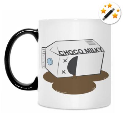 Кружка-хамелеон Choco milk