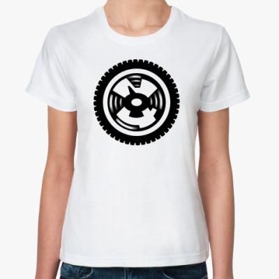 Классическая футболка «No4»