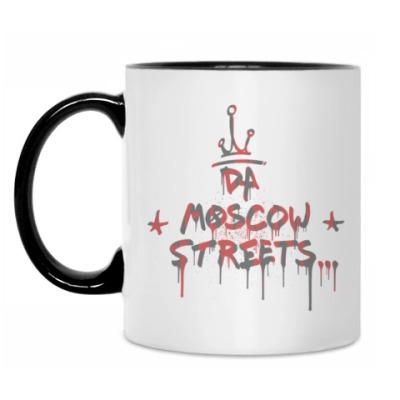 Кружка Da Moscow Streets
