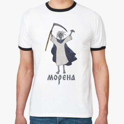 Футболка Ringer-T Морена