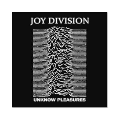 Наклейка (стикер) Joy Division