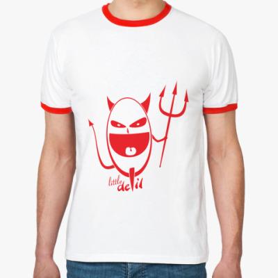 Футболка Ringer-T little Devil