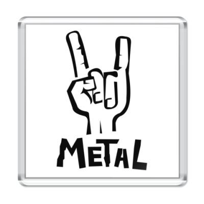 Магнит   'Metal'