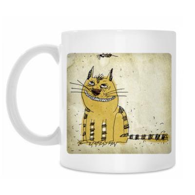 Кружка Помойный кот