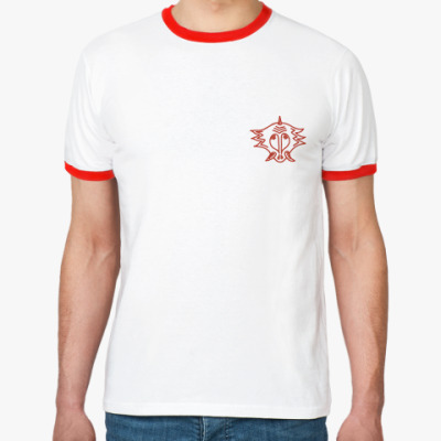 Футболка Ringer-T Драконы