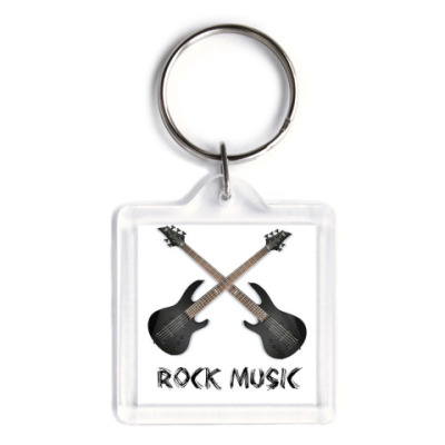 Брелок  Rock Music