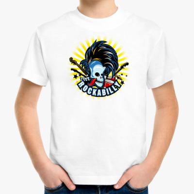 Детская футболка rockabilly