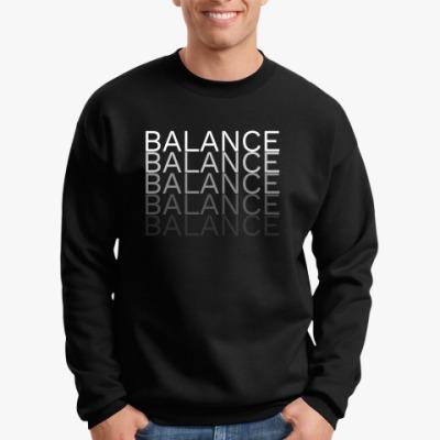 Свитшот  BALANCE