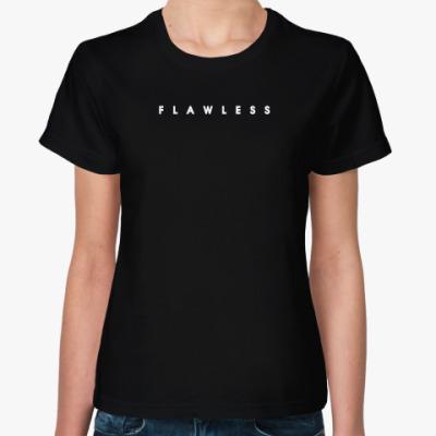 Женская футболка FLAWLESS