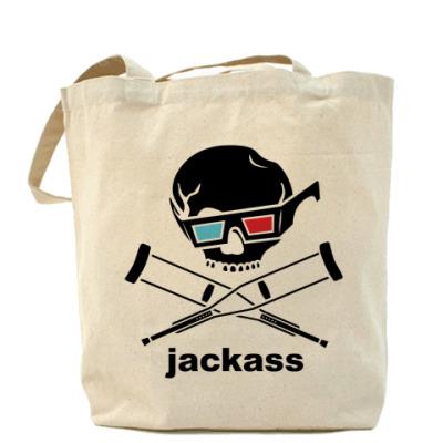 Сумка  Jackass 3d