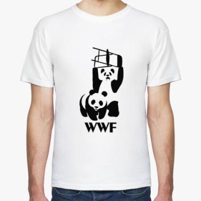 Футболка  WWF 2