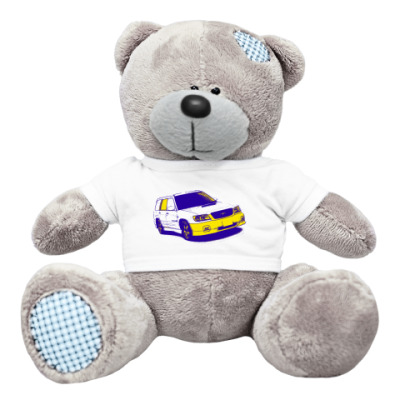 Плюшевый мишка Тедди STI