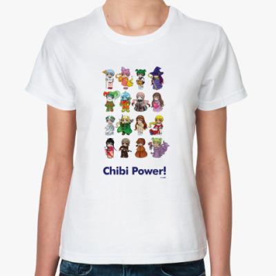 Классическая футболка Малышня