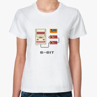 Классическая футболка  «8—bit»