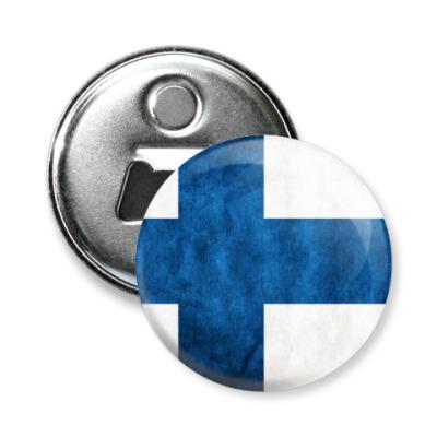 Магнит-открывашка Финляндия