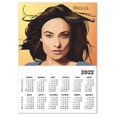 Календарь Хаус